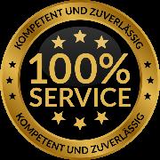 Zertifikat zuverlässige & kompetente Renovierung